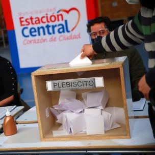 Conoce con tu rut el local de votación para el Plebiscito
