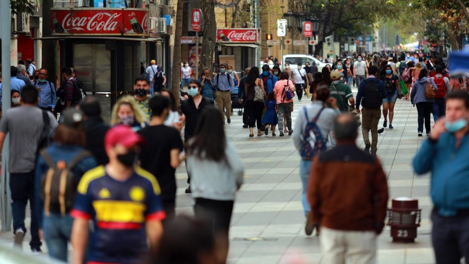 Desempleo en el Gran Santiago llegó al 12,8%