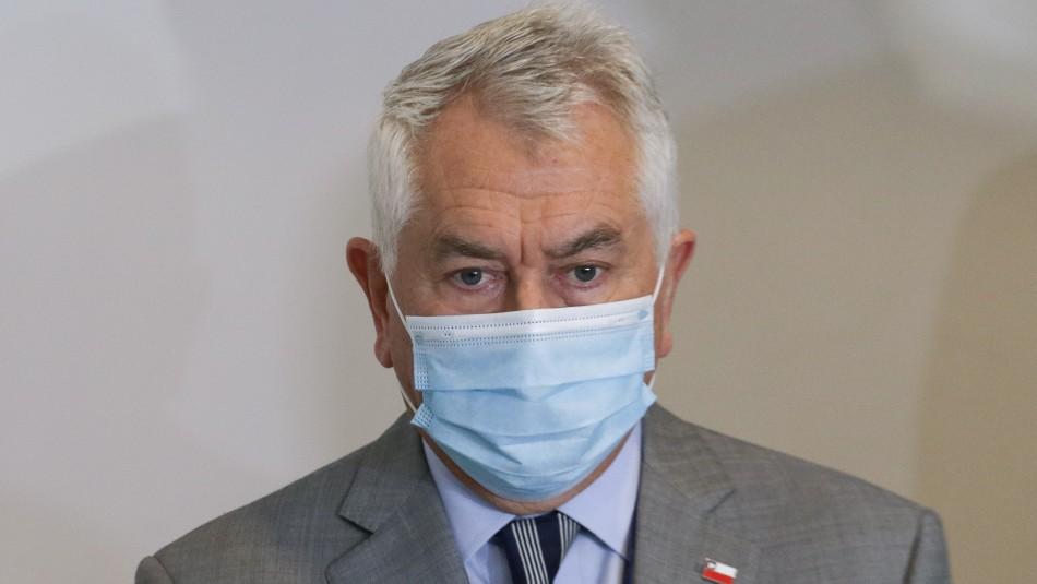 Coronavirus: Minsal reporta 1.495 nuevos casos y expresa preocupación por aumento en la RM