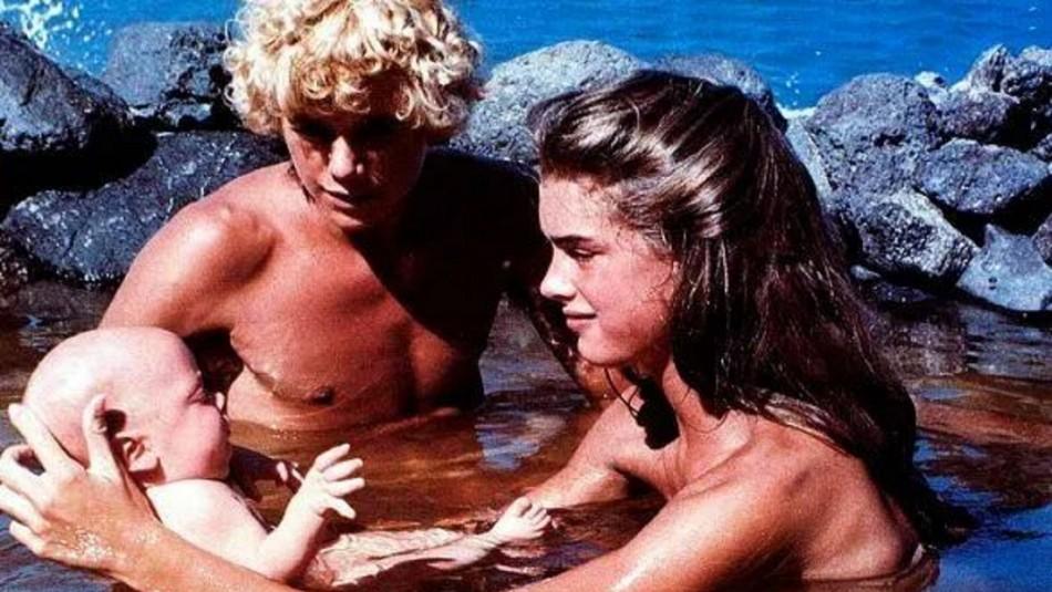 Así luce actualmente el protagonista de La Laguna Azul a 40 años de su estreno