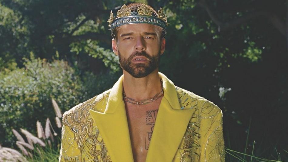 El día en que Ricky Martin se quitó toda la ropa en Instagram: Mira la sexy postal