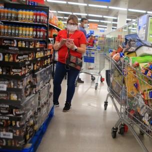 Así funcionarán los supermercados este domingo 25 de octubre