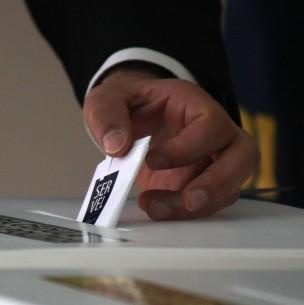 Así son los votos para ejercer tu preferencia en el Plebiscito