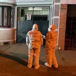 Desconocidos detonan artefacto explosivo en oficinas del Servel en Temuco