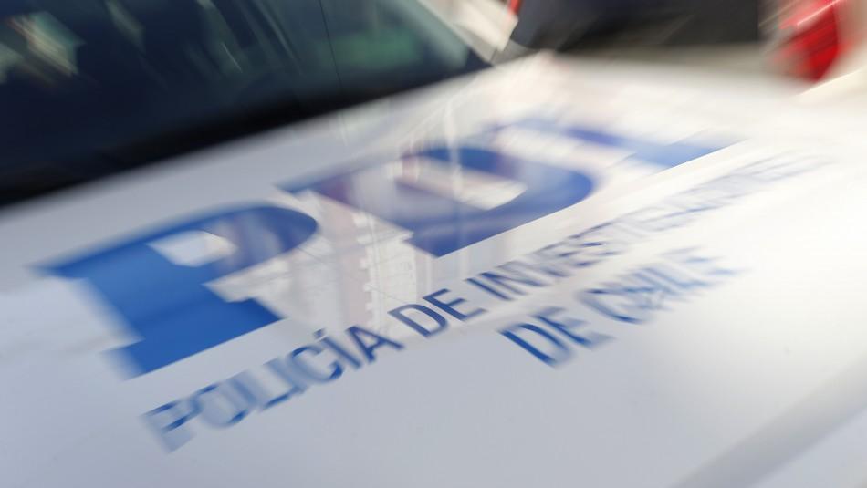 Detienen a presunto autor material de robo con homicidio en Peñalolén: Menor de 14 años