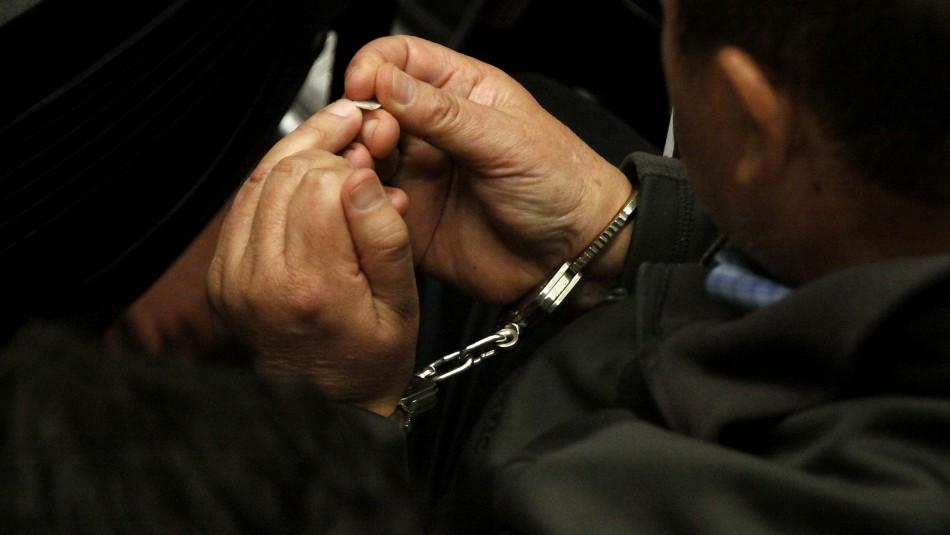 Condenan a más de 23 años de cárcel a sujeto procesado por cuatro violaciones en el Maule