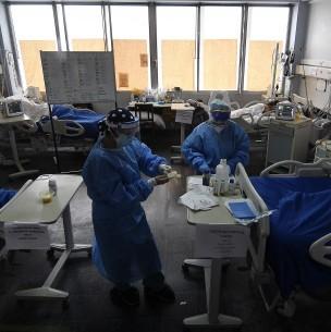 Reporte del Minsal: Se superan las 500.00 personas contagiadas por coronavirus en Chile