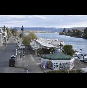 En Valdivia reportan falta de lanchas para ir a locales de votación