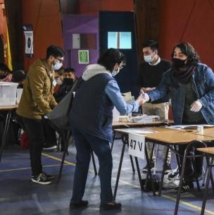 Ciudadanos y ciudadanas podrán ejercer su derecho al voto hasta las 20 horas