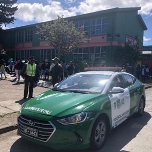 Detienen a mujer tras ser sorprendida fotografiando su voto en San Pedro de la Paz