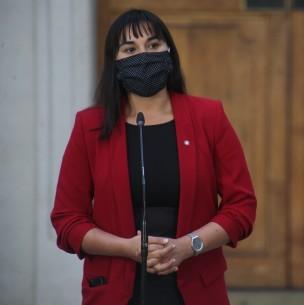 Izkia Siches llama respetar recomendaciones para votar sin riesgo de contagios de coronavirus
