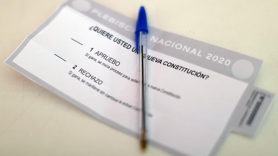 Voto de chilenos en el exterior: Opción del Apruebo se impone Nueva Zelanda