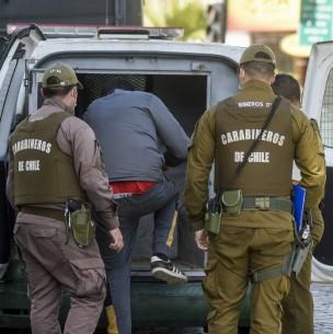 Carabineros reporta 146 detenidos en el país tras el Plebiscito