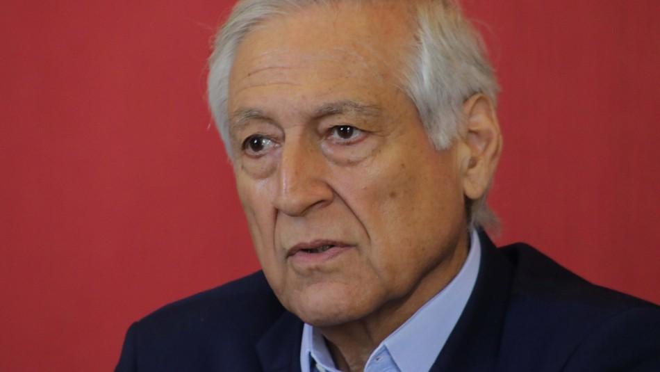Heraldo Muñoz confirma candidatura presidencial:
