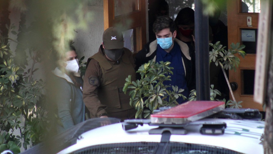 Calderón Argandoña cumplirá arresto domiciliario total en clínica de Vitacura