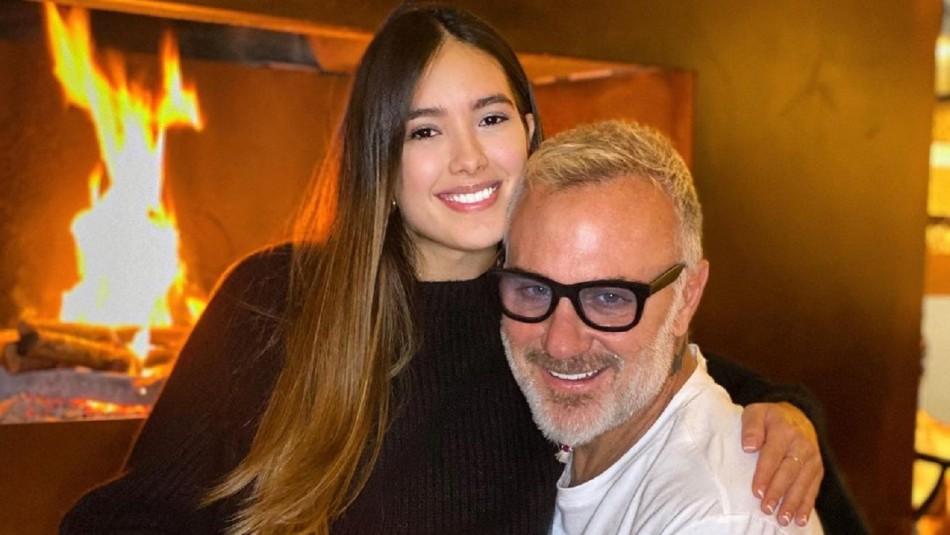 Los famosos que felicitaron a Gianluca Vacchi y Sharon Fonseca tras el nacimiento de su hija Blu