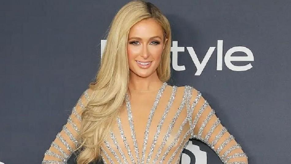 Paris Hilton entró en la madurez con novio que es escritor y empresario