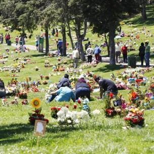 Día de Todos los Santos: ¿Se podrán visitar los cementerios este fin de semana?