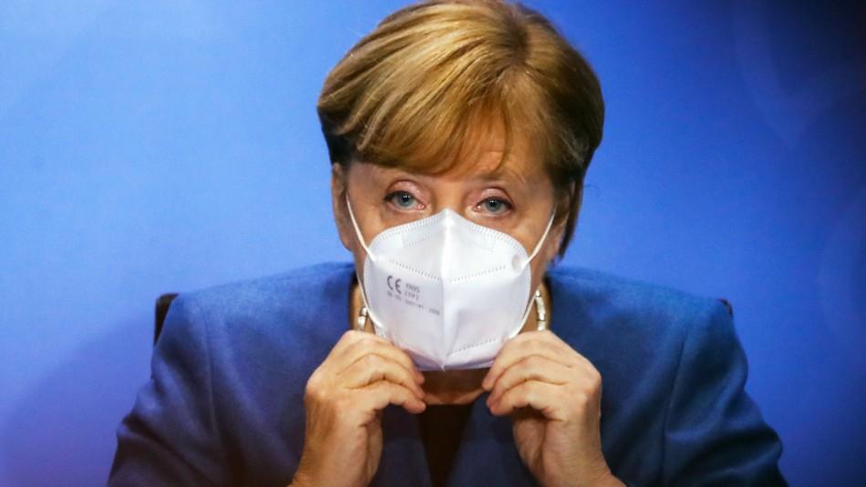 Alemania impone medidas drásticas para enfrentar segunda ola de Covid-19