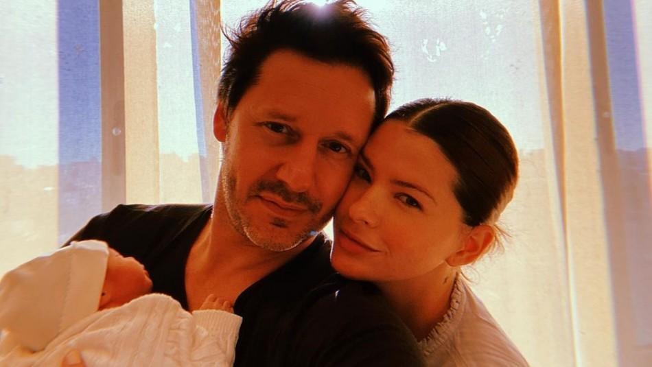 A tres meses de su nacimiento: China Suárez comparte imágenes de su hijo con Benjamín Vicuña