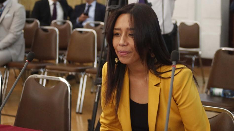 Corte acoge solicitud de desafuero de la diputada Aracely Leuquén
