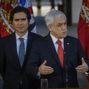 Tras aprobación de segundo retiro del 10%: Piñera se reúne con Briones y Zaldívar en La Moneda