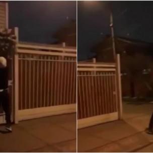 Banda que disparó a una casa y colgó una corona de flores en su entrada fue detenida