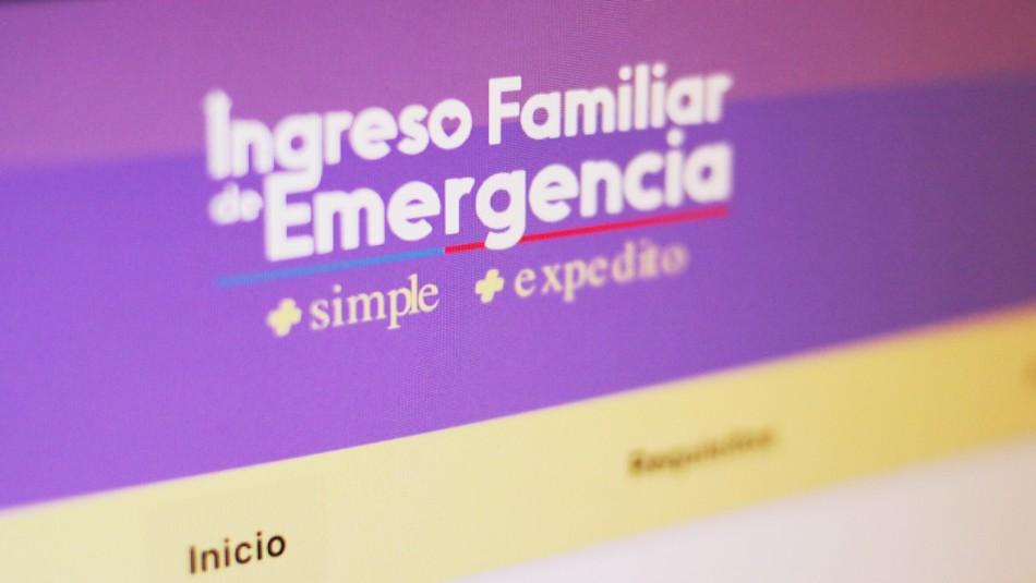 Ingreso Familiar de Emergencia: Sexto pago comenzó a entregarse este jueves