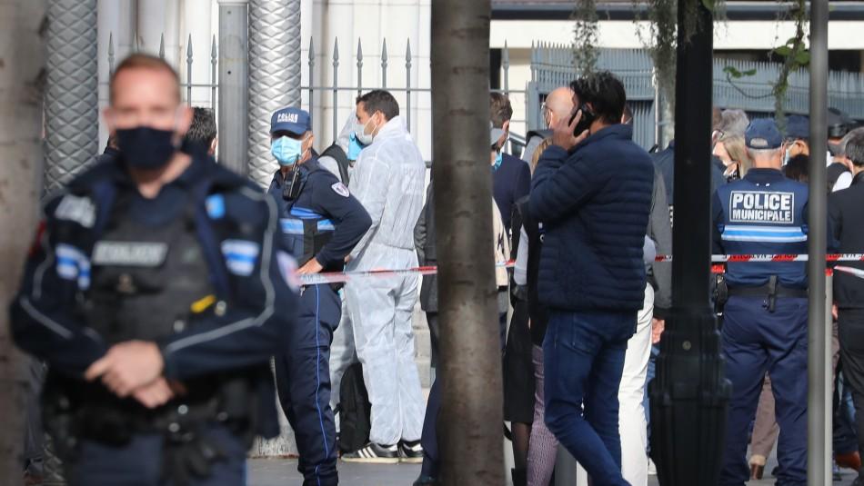 Ataque con cuchillo en Niza: Sube a 3 la cifra de muertos y abren investigación antiterrorista