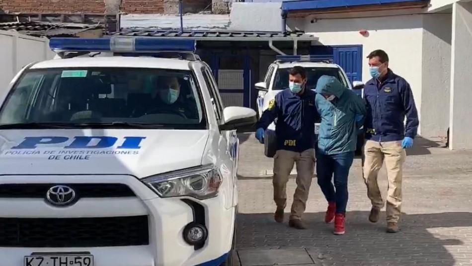 Caso Natalia Rodríguez: Detenido guarda silencio y joven baleada sigue en riesgo vital