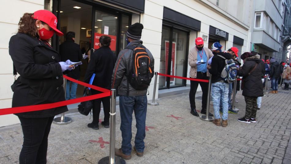 Segundo retiro 10%: 4 millones quedarían sin saldo y 1 millón sin acceso al Pilar Solidario