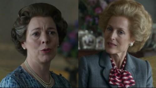 The Crown: Avance de la cuarta temporada muestra la relación entre Thatcher y la reina Isabel II