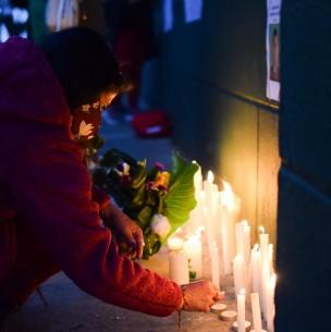 Viuda de carabinero asesinado en La Araucanía: