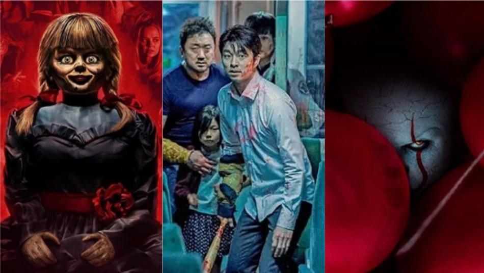 Halloween: Cinco películas de terror que puedes disfrutar en Netflix