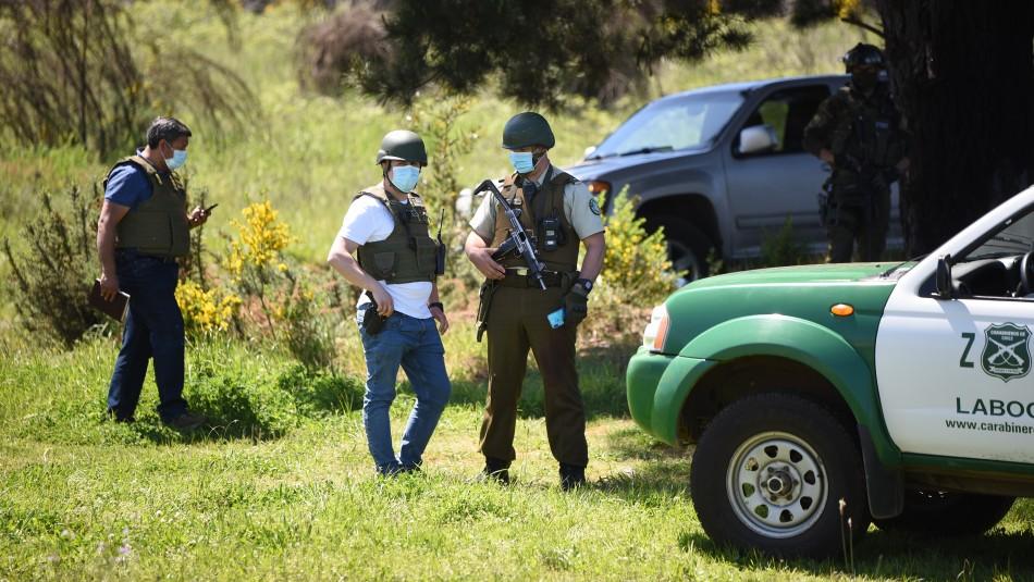 Muerte de carabinero en La Araucanía: Fiscalía confirma emboscada y detalla ataque