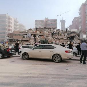 Terremoto sacude a Turquía y Grecia: Tsunami en el mar Egeo