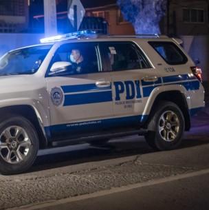 Joven muere tras recibir alrededor de 20 disparos en la comuna de Pedro Aguirre Cerda