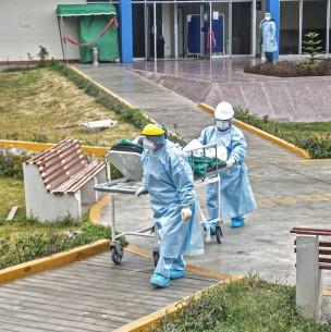 Perú supera los 900 mil contagios de coronavirus