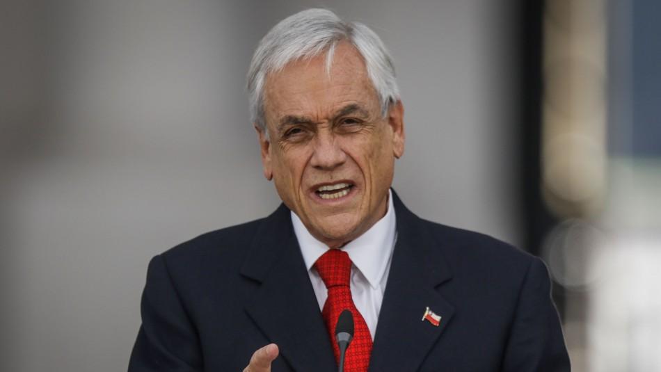 Piñera y crimen de carabinero: