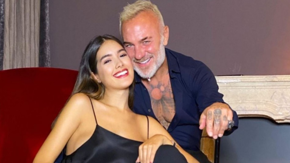 La lujosa bienvenida de Gianluca Vacchi a su pareja y su hija recién nacida