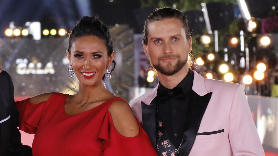 Pamela Díaz y Jean Philippe Cretton confirman relación amorosa: