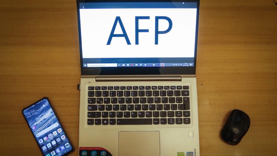 Retiro de fondos AFP: Acuerdan votar proyecto del 10% y en caso de enfermedad terminal