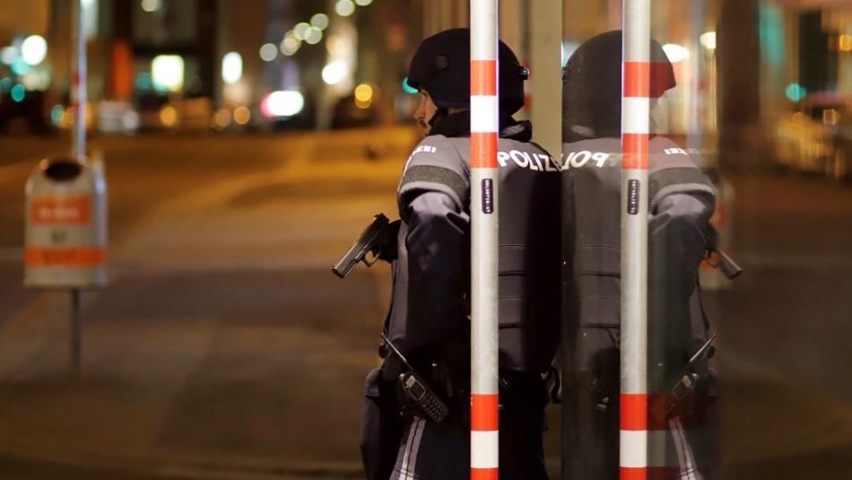 Ataque terrorista en Viena: Una mujer muere a causa de las heridas sufridas en tiroteo