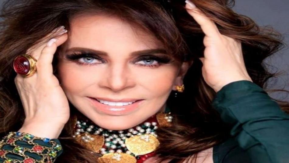 Irreconocible: Mira cómo se veía Verónica Castro antes de llegar a la fama
