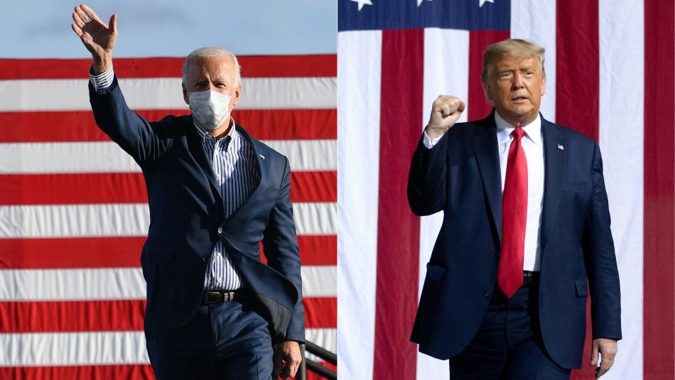 ¿Trump o Biden? EE.UU. vota en unas elecciones bajo máxima tensión