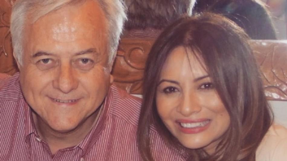 Myriam Hernández salvó a su marido de un infarto: