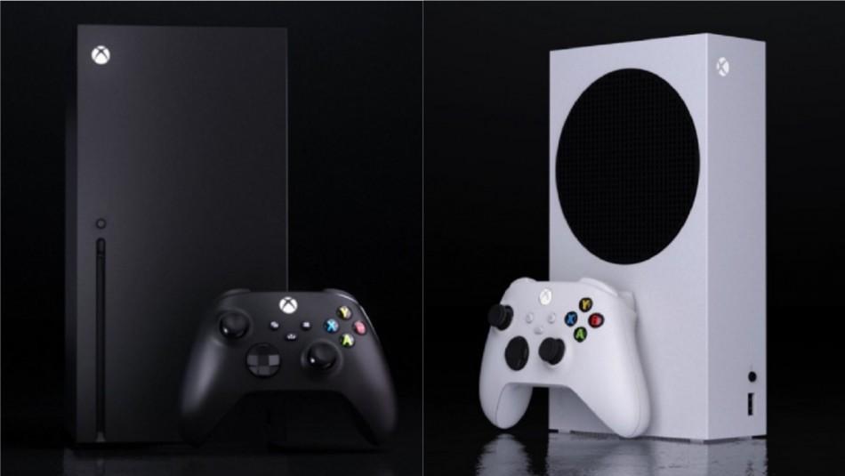Anuncian fecha oficial de la preventa de Xbox Series X y S en Chile
