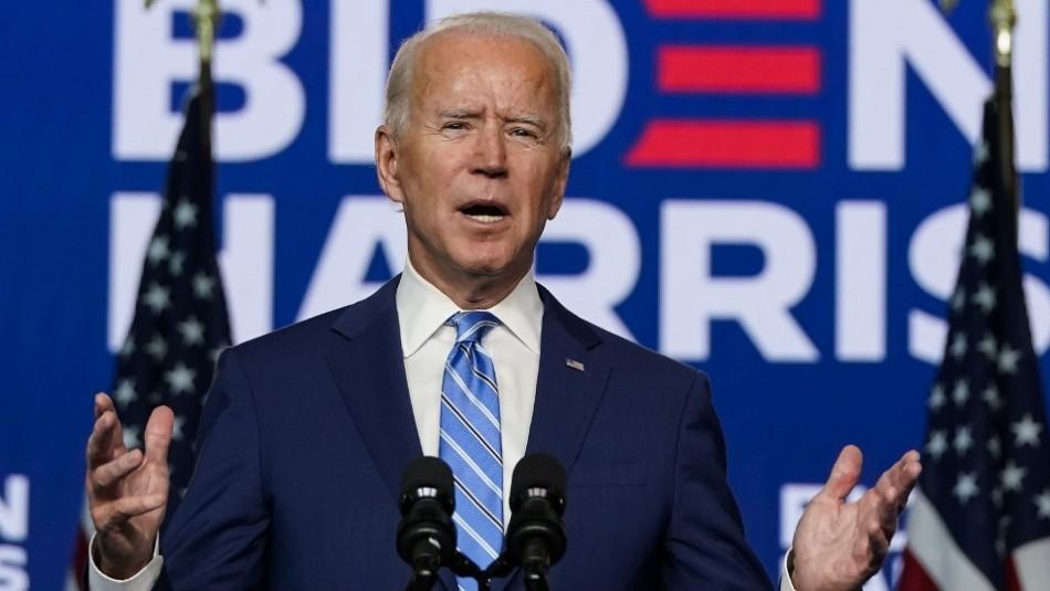Biden promete que EE.UU. se reintegrará al Acuerdo de Paris si es electo Presidente