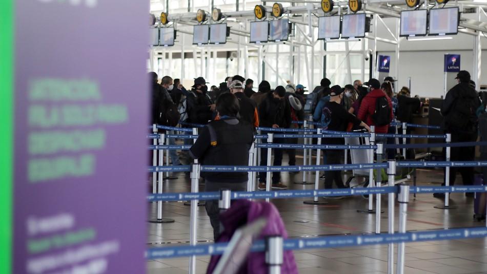Gobierno prepara reapertura de fronteras con protocolo de ingreso
