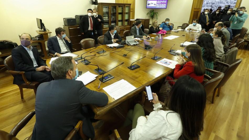 Segundo retiro 10%: Proyecto tiene nueva jornada decisiva en la comisión de Constitución